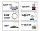 VIPKID Level 6 Units 1-12 vocab cards