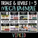 #hotwinter Online ESL Teaching MEGA BUNDLE! (VIPKID Levels 1 - 5)