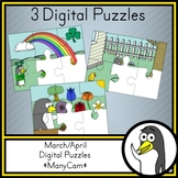 VIPKID - March/April Digital Puzzles *ManyCam*