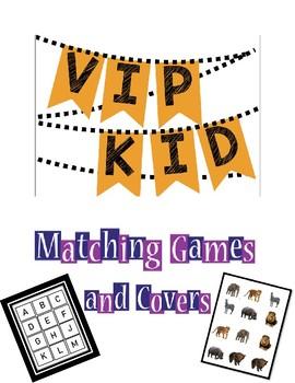 VIPKID Matching Game Reward Bundle