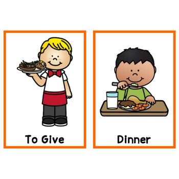 VIPKID Meals of the Day (Level 2, Unit 6)