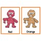 VIPKID Mummy Colors Flashcards