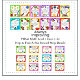VIPKID Level 1 Props & Find-A-Star Mega Bundle
