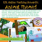 VIPKID Reward System: Animal Theme