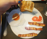 Online ESL Teaching - Breakfast Lunch Dinner Activity Reward Prop Food VIPKID