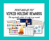 VIPKID Printable Christmas Winter Rewards Mega Bundle PDF VIP KID