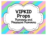 VIPKID Pronoun Props