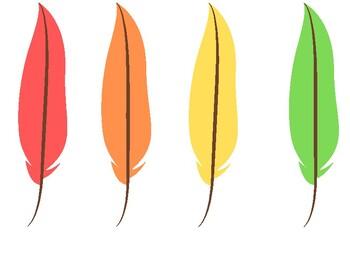 VIPKID Reward: Feathers For The Thanksgiving Turkey