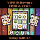 VIPKID Reward Find a Star- Emoji Edition
