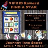 VIPKID Reward Find a Star - Journey into Space -  Level 5