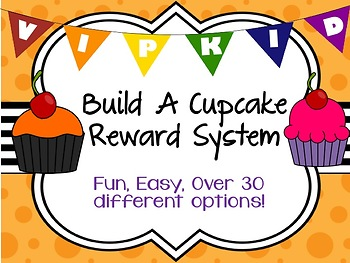 VIPKID Reward Incentive Cupcakes