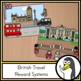 VIPKID Reward System - British Travel
