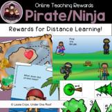 VIPKID Reward System: Pirates and Ninjas