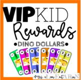 VIPKID Rewards: Dino Dollars