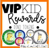 VIPKID Rewards: Dino Tokens