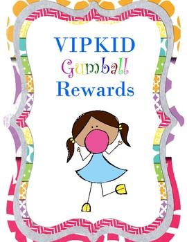 VIPKID Rewards, Student rewards