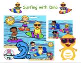VIPKID Rewards - Summer - Surf with Dino - Reward System