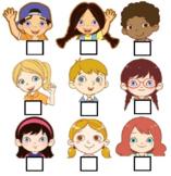 VIPKID School Bus Characters