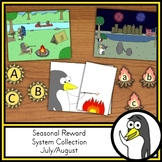 VIPKID / gogokid Seasonal Reward System Collection - July