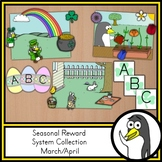 VIPKID Seasonal Reward System Collection - March/April