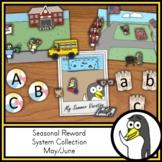 VIPKID Seasonal Reward System Collection - May/June