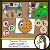 VIPKID / gogokid Seasonal Reward System Collection - November / December