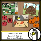VIPKID / gogokid Seasonal Reward System Collection - September / October