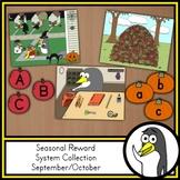 VIPKID / gogokid Seasonal Reward System Collection - Septe