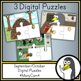 VIPKID / gogokid - September/October Digital Puzzles (ManyCam / CamTwist)