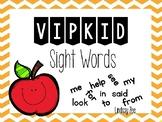 VIPKID Sight Words