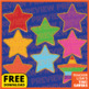 VIPKID Star Reward Set of 8 - Colors