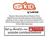 VIPKID Summer Secondary Reward System