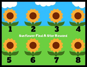 VIPKID: Sunflower Find A Star Reward System