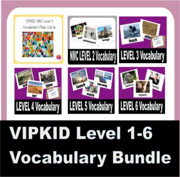 VIPKID Super Bundle: Level 1, Level 2 (Interactive), Level 3,  Level 4