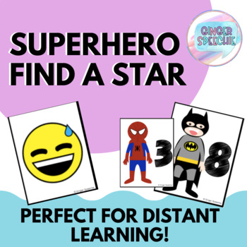 VIPKID Superhero Reward   Find A Star