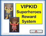 VIPKID Superhero Reward System- FREEBIE