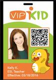 VIPKID Teacher ID