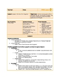 VIPKID Teacher Made Lesson Plan - MC-L2-U5-LC1-1