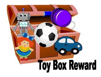 VIPKID Toy Box Reward (Level 2 Unit 5) FREE