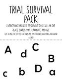 VIPKID Trial Survival Pack Freebie