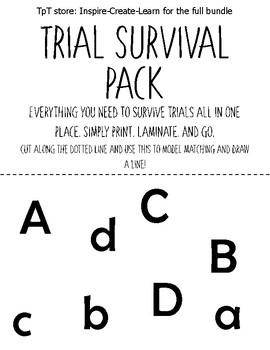 VIPKID Trial Survival Pack Bundle
