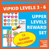VIPKID Upper Levels Reward Set - 13 Different Rewards Included + 23 extra ideas!