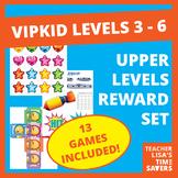 VIPKID Upper Levels Reward Set - 13 Different Rewards Incl