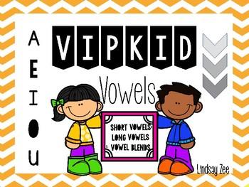 VIPKID Vowels