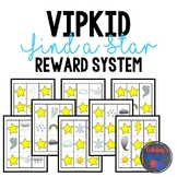 VIPKID Weather Themed Reward Charts (Find a Star)