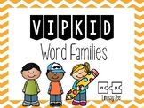 VIPKID Word Families