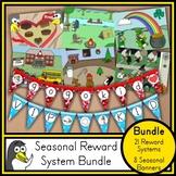 VIPKID / gogokid - Complete Seasonal Reward and Online Classroom Decor Bundle