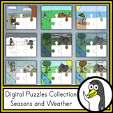 VIPKID / gogokid | Digital Puzzle Collection: Seasons and Weather