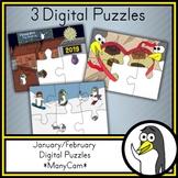 VIPKID / gogokid - January / February Digital Puzzles *ManyCam*
