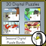 VIPKID / gogokid - Seasonal Digital Puzzle Bundle *ManyCam